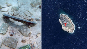 Čeští potápěči zdevastovali ostrov uprostřed Jadranu! Chorvati znovu napadli naše turisty