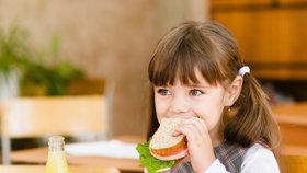 Svačinky do školy: 3 tipy, které oceníte!