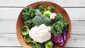 Bylinky a hodně zeleniny. Víte, co vařily naše prababičky?