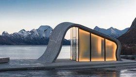 Nejkrásnější veřejné toalety? Našli jsme je v Norsku!