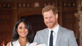 Meghan a Harry zase sami: Životně důležitá akce bez Archieho!