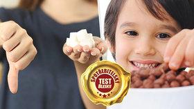 Test snídaňových cereálií: Podívejte se, které čokoládové lupínky mají největší nálož cukru!