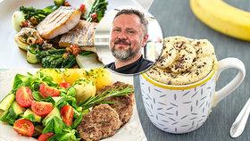 Senioři jedí špatně: Uvařte si jídlo, které vám prospěje, vzkazuje šéfkuchař z MasterChefa!