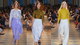 Tohle se bude nosit! Trendy jara 2020 na přehlídce Pražského týdne módy
