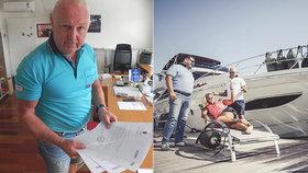 Soud kvůli vypouštění exkrementů do moře v Chorvatsku! Majitel české luxusní jachty promluvil