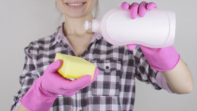 Saponát není jen na mytí nádobí. Zbaví vás octomilek a vyčistí šperky i kartáče