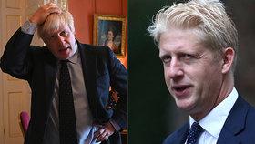 Johnsona hází přes palubu už i vlastní krev. Premiérův mladší bratr opouští vládu
