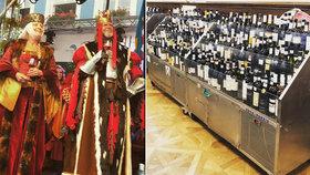 Mikulov vypije za víkend 40 000 litrů burčáku! Město hostí Pálavské vinobraní