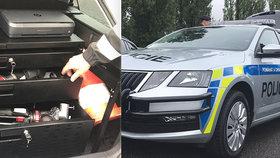 FOTO: Nová auta policistů a hasičů: Takhle vypadají první prototypy
