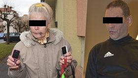 Bulhar v Plzni přepadl a oloupil seniorku: Se sedmiletým vězením je spokojený
