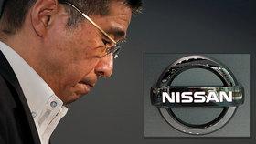 Výkonný šéf automobilky Nissan končí. Měl až příliš tučný plat, prý to nevěděl