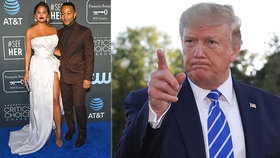 "Trump se zostra pustil do modelky. ""Co je to za p*čuse,"" nebrala si servítky"