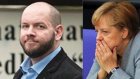 Neonacistického starostu podpořili i lidi od Merkelové. Němci jsou ve varu