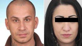 Zmizení Anety (29) a Roberta (32) s malým synem (1,5) odstartovalo pátrací akci: Rodiče prchají před zákonem!
