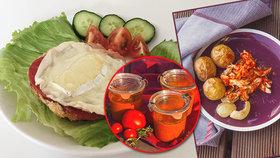 Neplýtvejte jídlem! 5 receptů na dobroty ze zbytků, které najdete ve spíži i lednici