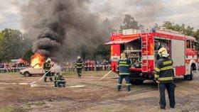 """V Dubči se chystá sláva: """"Dort"""" se 140 svíčkami sfouknou příslušníci Sboru dobrovolných hasičů"""