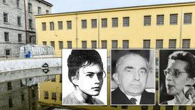 Na Pankráci se sedí už 130 let! V obávané věznici skončili vrazi, odbojáři i prezidenti