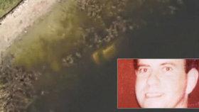 Pohřešovaného muže našli po 22 letech: Díky záběrům z vesmíru!