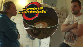 Nejhorší kuchařka ve Výměně manželek? To je o vředy, zoufá si náhradní muž