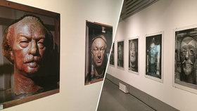 Sochy na papíru: V Domě fotografie představují výstavu o výstavě zapomenutého umělce