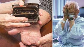 Důvěřivý senior svěřil dívce (19) svou platební kartu: Okradla ho o 30 tisíc!