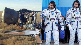 Ruským kosmonautům má v nouzi pomoci pistole. Zbraň po vzoru 80. let prochází testy
