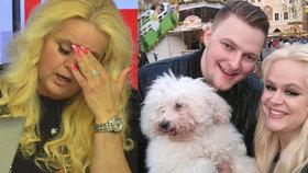 Monika Štiková v slzách: Její nejmilovanější prohrál boj s těžkou nemocí!