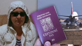 Propuštěná vražedkyně Janáková má nové příjmení! A spoustu možností cestovat i bez pasu