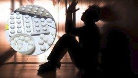 Oblíbená antidepresiva berou tisíce Čechů. Ale na deprese účinkují málo a pomalu