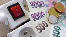 Elektřina vytáhne z peněženek Čechů víc peněz. Pro plyn přidal úřad dobrou zprávu