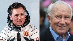 Zemřel Remkův následovník (†82). Do vesmíru letěl kosmonaut z NDR půl roku po Čechovi