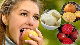 Řepa, dýně, česnek: 7 superpotravin, které na podzim nakopnou imunitu!