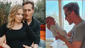 Moderátorská hvězda poprvé otcem: Porod vyšel na desítky tisíc!