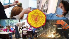 Spalničky, žloutenka nebo dávivý kašel. Jaké infekce vám hrozí v práci?