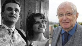 Smutné tajemství Jiřího Suchého: Leukemie mi zabila první ženu