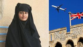 Nechtěná nevěsta ISIS se může vrátit domů, rozhodl soud. Dívka vraždění nelituje