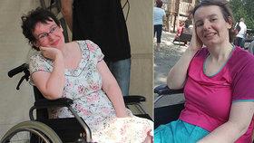 Pavlíně po porodu ochrnuly nohy a objevil se třes: Pohybuje se jen s cizí pomocí