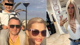 Kačeří pysk Kucherenko válí: Šokující slova o bývalém manželovi!