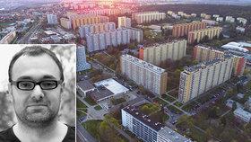 """Jeho dědeček navrhl sídliště Ďáblice. """"Není to žádná králíkárna,"""" říká architekt Ondřej Tuček (44)"""
