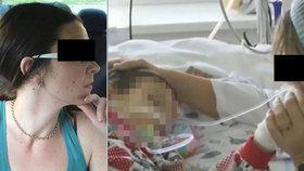 Svědectví z nemocnice, kde neočkovaný chlapec (3) bojuje s tetanem: Křeče a příšerné utrpení!