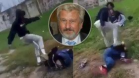 Psychiatr Cimický (71) o útoku dětí v Sedlčanech: Nedá se tomu zabránit!