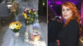 Zesnulá hvězda Ordinace Petöová (†50): Záhadný hrob konečně odhalen!