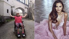 Monika Bagárová ukázala velké srdce! Pomoc nemocné Lucince (13)