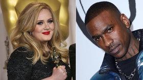 Rozvádějící se Adele nelení: Randí s rapperem!