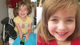 Nemocné Adélce (5) selhalo srdíčko, čeká na transplantaci! Mamince našli rakovinu