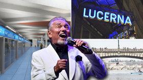 Most Karla Gotta (†80)? Po zesnulém zpěvákovi v Praze chtějí pojmenovat stanici metra nebo sál Lucerny