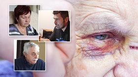 Facky, bití a ponižování: Šokující dokument odhalí domácí násilí na seniorech