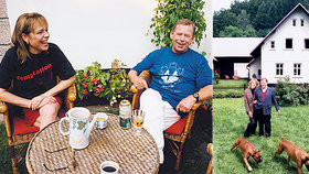 Plán Dagmar Havlové: Na Hrádečku prý vyroste hotelový resort a muzeum