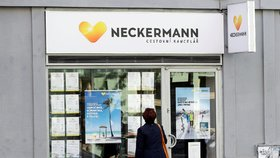 Neckermann vrací peníze za zrušené zájezdy. Na dovolenou neodjelo 500 Čechů