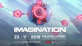 Imagination Festival 2019: Představivost jela na maximum!